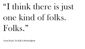 Important Quotes From To Kill A Mockingbird Classy To Kill A Mockingbird Racism Quotes Simple Luxury To Kill A
