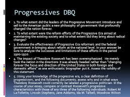 weber apush progressives ppt progressives dbq