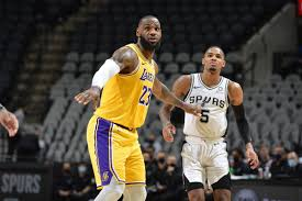 Lakers vs. Spurs Preview, Game Thread, Starting Time and TV Schedule -  Silver Screen and Roll