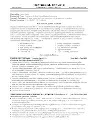 Resume Examples For Military Unique Military To Civilian Resume Examples Sample Veteran And Free Army R