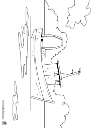 Small Picture Fishing boat coloring pages Hellokidscom