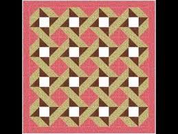 Free Star Quilt Patterns - Quartered Square Quilt Pattern Video ... & Free Star Quilt Patterns - Quartered Square Quilt Pattern Video Adamdwight.com