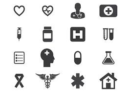 医療iconアイコンfree Download精巧なイラスト かわいい素材無料