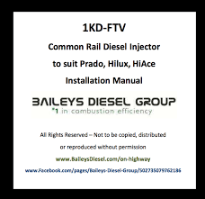 Videos | Installation Guides- Baileys Diesel Group