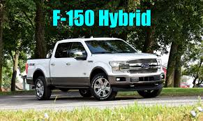 The 2020 Ford F150 Hybrid Might Just Make 450 HP & 600 Lb-Ft of ...