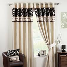 Living Room Ready Made Curtains Coniston Readymade Curtains Black Clearance Curtains Glasswells