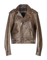 golden goose deluxe brand women s leather jackets spring summer and fall winter collections yoox