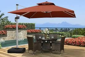 the best patio umbrella options for