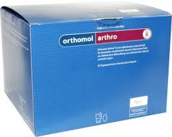 Orthomol arthro plus zusammensetzung