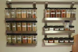 Download stainless steel hanging spice rack kitchen ideas ...