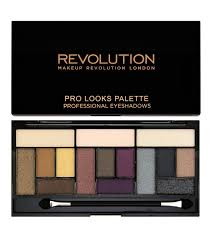 makeup revolution pro looks palette big love