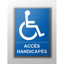 Image result for handicapé
