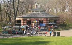 Image result for central park carousel