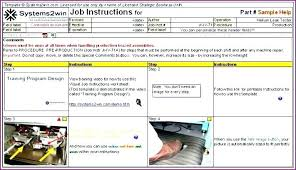 Writing Instructions Template Writing Work Instructions Template Related Post Templates For Powerpoint