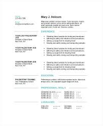 Entry Level Resume Cover Letter Examples Sample Phlebotomist Resume Cover Letters Examples For Entry Level