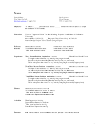 Awards On Resume Honors And Awards Resume Company Name Objective Education Relevant 18