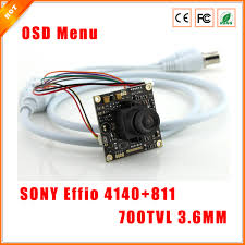 aliexpress com buy 1 3 700tvl 3 6mm sony effio e 4140 811 ccd 1 3 700tvl 3 6mm sony effio e 4140 811 ccd cctv
