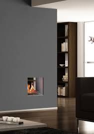 gas fireplace insert portofino double sided fireplace insert