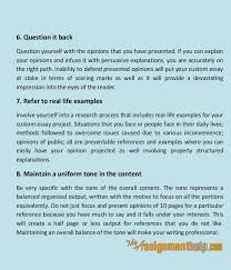 how to write custom essay tips and suggestions 6