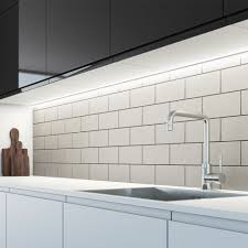 Led Strip Lights In Kitchen Kitchen Strip Lights Under Cabinet Soul Speak Designs