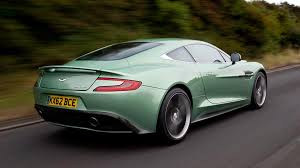 2014 Aston Martin Vanquish drive review: Our two cents: We didn't ...