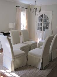 Fabric Dining Room Chair Covers Dining Chair Slip Covers Spaces Beach With Bar Cart Bar Carts Bay