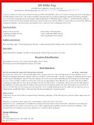 What To Put On A Resume For First Job Do You Need A Resume For Your