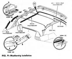 fords unlimited car club tech info convertible top repair Ford Motor Parts Diagram Ford Motor Parts Diagram #98 ford engine parts diagram