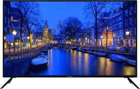 телевизор hyundai h led50et1003 черный