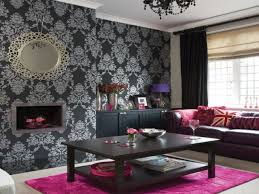Lavender Living Room Surprising Ideas Purple And Black Living Room 1 1000 Images About