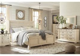 Furniture | American Furniture of Slidell Bolanburg White Bedroom ...
