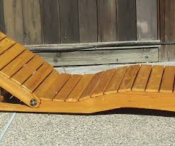 wood pallet patio furniture. Outdoor Chaise Lounge Made From Pallet Wood Patio Furniture