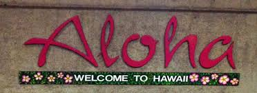 Image result for welcome to hawaii