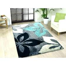 black and teal area rug black white and turquoise area rug interior brown rugs amazing aqua black and teal area rug