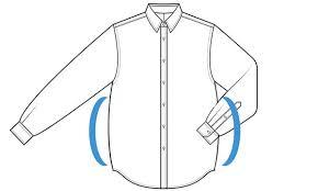 Xl Size Chart India Shirt Size Chart India Up To Xxxl Chest Size Privee Paris