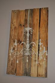 wood pallet chandelier dsc 0043 2 ideas