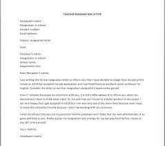 Management Resignation Letter Senior Manager Resignation Letter Smart Letters