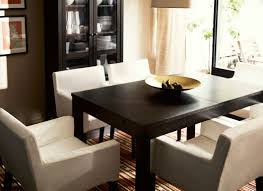 Living Room With Dining Table Open Up To An Indoor Outdoor Dining Room