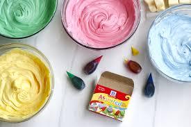 2 Pack Mccormick Assorted Food Color Egg Dye 1 Fl Oz