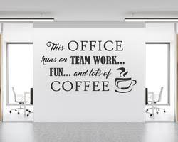 Pictures for the office Etiquette Team Work Coffee Decal Vinyl Wall Sticker Wikipedia Vinyl Wall Art For The Office Love Sticker Uk