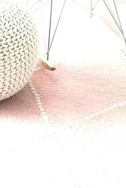 pink rug for nursery baby the gray big