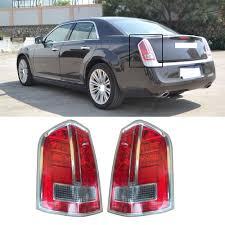 2014 Chrysler 300 Lights Us 399 2 20 Off Capqx 1pcs For Chrysler 300c 2011 2012 2013 2014 Rear Bumper Brake Light Parking Tail Light Taillight Taillamp Stop Lamp In Car