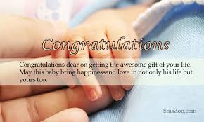 New Baby Congrats New Baby Congratulations Card Wording Sayings What To Write