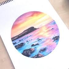 watercolor art ideas watercolor drawing ideas color pencil art easy art painting ideas watercolor watercolor art ideas