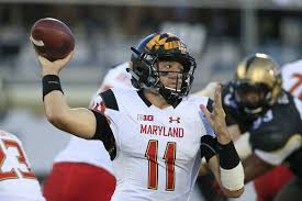 Maryland Footballs Depth Chart For Purdue Includes Perry