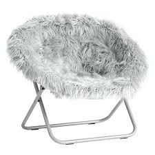 Epic Saucer Chairs For Girls Decoration Ideas Gray Fur Hang A Round Chair  Interior Design Software Free