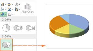 creating a pie chart in excel how to make a pie chart in excel