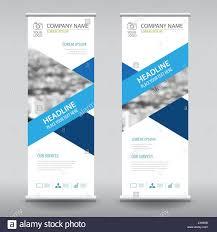 Company Backdrop Design Roll Up Business Brochure Flyer Banner Design Vertical