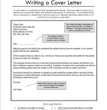 Howd Cover Letter Look What Does For Resume Consist Of Idea Like