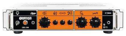 orange ob1 300 bass amp